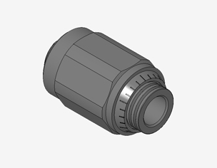 Adjustable Throttle and Throttle Check Valve