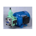 Electric-Motor-Variable-Vane-Pump-Combination